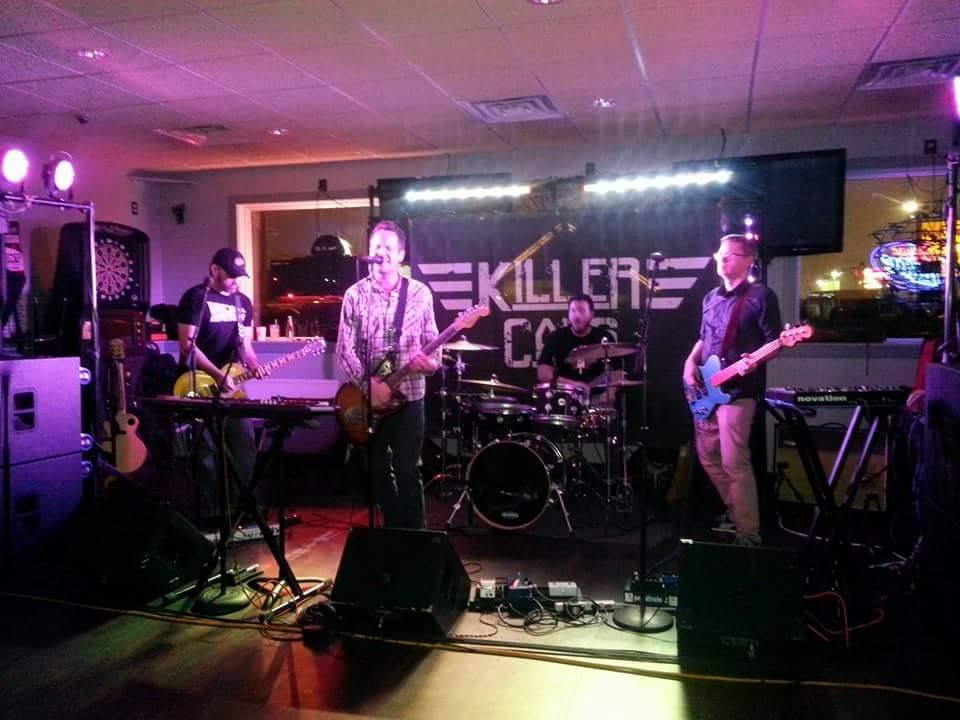 Killer Cars – Live Music at Sunset Bar and Grill @ Sunset Bar & Grill