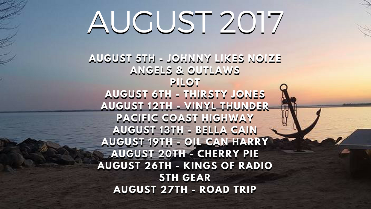 august 2017 calendar of events