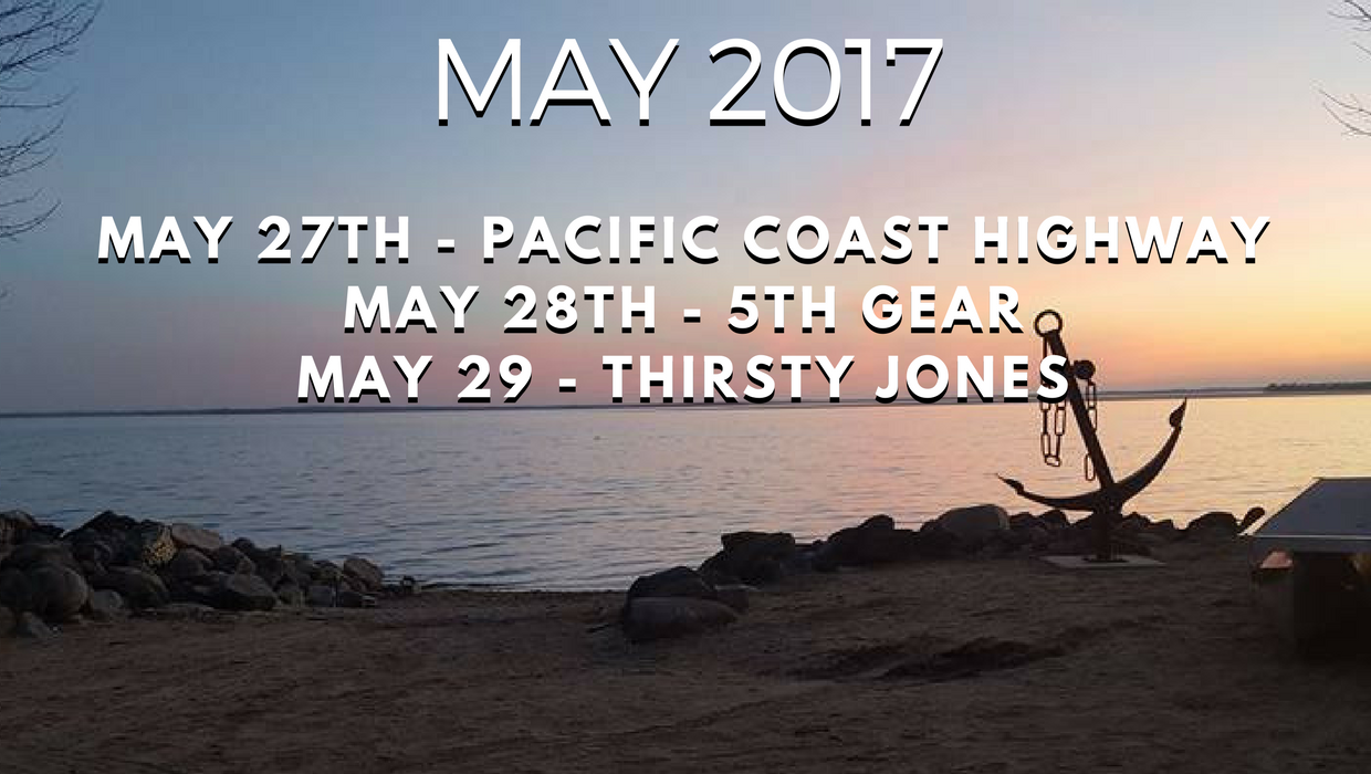 may 2017 calendar of events